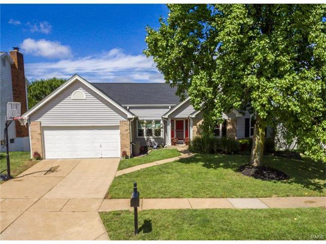 16341 Centerpointe Drive, Wildwood, MO 63040 (#17067134) :: The Kathy Helbig Group