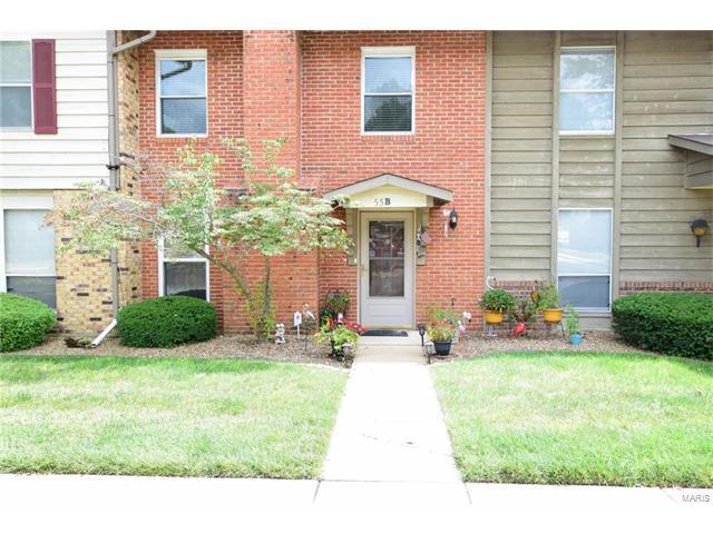 55 Park Charles Boulevard B, Saint Peters, MO 63376 (#17067189) :: RE/MAX Vision