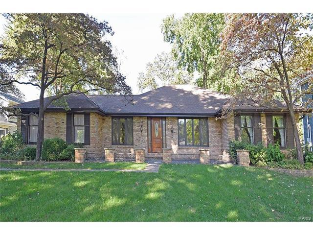 649 Hurstgreen Road, Webster Groves, MO 63119 (#17067239) :: Clarity Street Realty