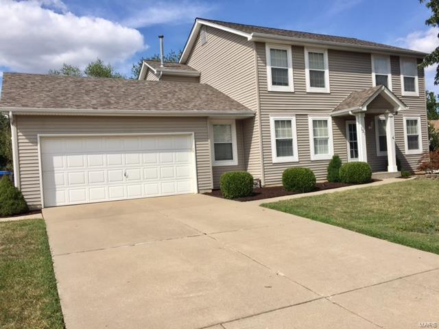 151 Cherrywood Parc Drive, O Fallon, MO 63368 (#17067405) :: RE/MAX Vision