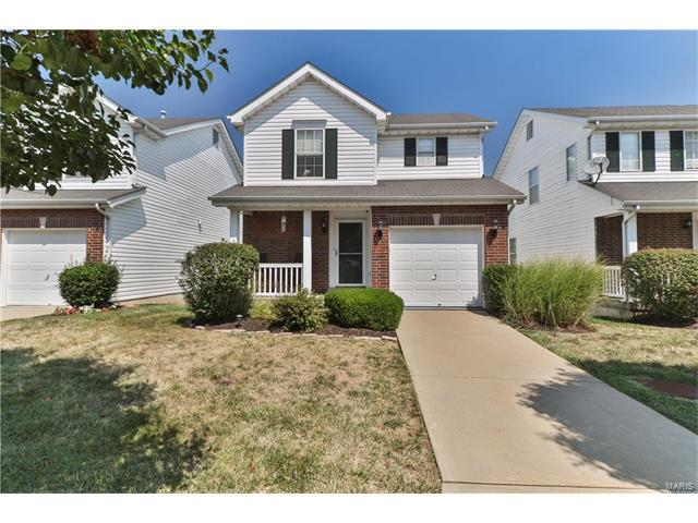 307 Tyndale, O Fallon, MO 63366 (#17067476) :: Holden Realty Group - RE/MAX Preferred