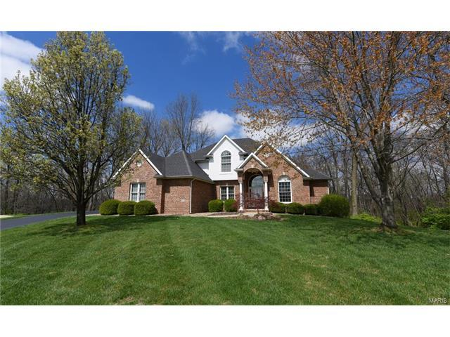514 Raven Grove, Shiloh, IL 62221 (#17067481) :: Holden Realty Group - RE/MAX Preferred