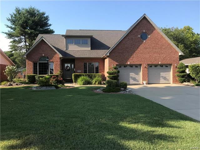 2557 Westmoreland Dr., Granite City, IL 62040 (#17067500) :: The Kathy Helbig Group