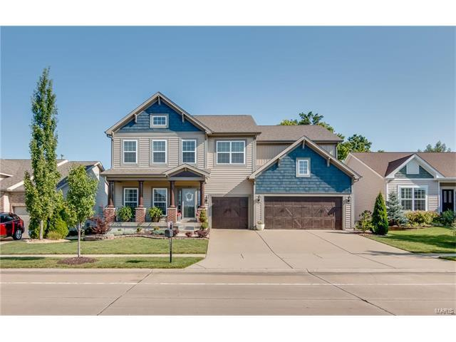 153 Countryshire Drive, Lake St Louis, MO 63367 (#17067550) :: RE/MAX Vision