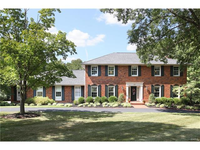 23 Crown Manor Drive, Chesterfield, MO 63005 (#17067602) :: RE/MAX Vision