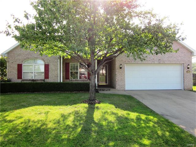 958 Holyoke Drive, Shiloh, IL 62269 (#17067607) :: Holden Realty Group - RE/MAX Preferred