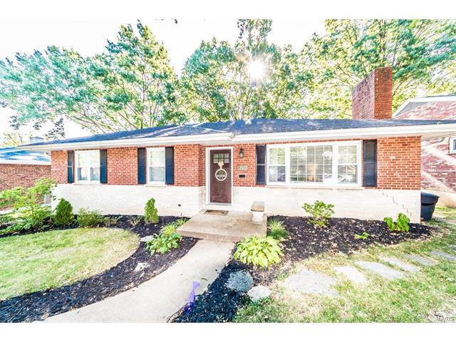 8218 Fendale Drive, St Louis, MO 63123 (#17067608) :: RE/MAX Vision