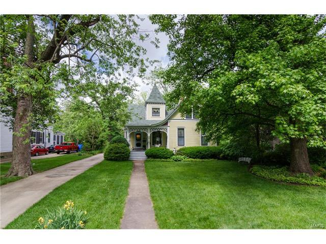 321 W 4th Street, Edwardsville, IL 62025 (#17067641) :: Holden Realty Group - RE/MAX Preferred