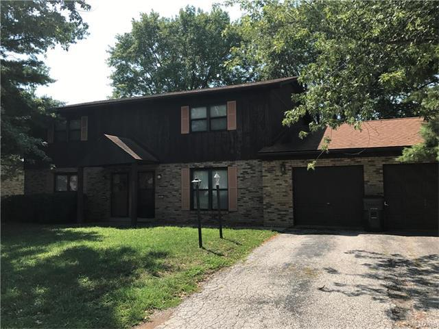 921 Belle Valley Drive 921 & 923, Belleville, IL 62220 (#17067741) :: Holden Realty Group - RE/MAX Preferred