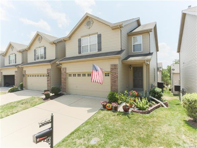 1324 Millbay Court, St Louis, MO 63129 (#17067754) :: RE/MAX Vision