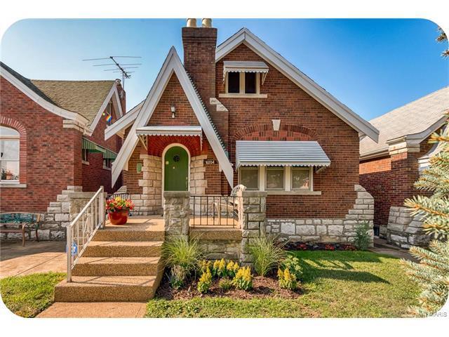 6204 Chippewa, St Louis, MO 63109 (#17067804) :: RE/MAX Vision