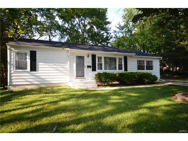 13 Manas Drive, Belleville, IL 62226 (#17067816) :: Holden Realty Group - RE/MAX Preferred
