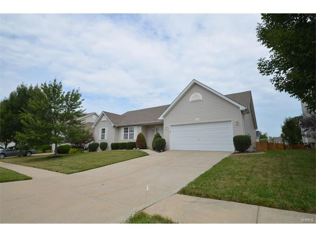 425 Valley Oaks, Wentzville, MO 63385 (#17067821) :: RE/MAX Vision