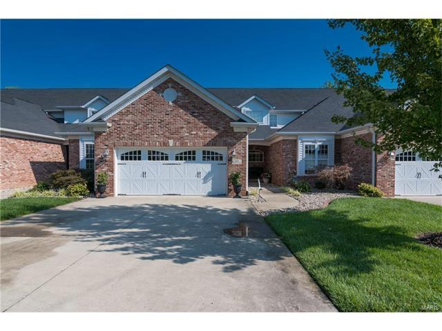 315 Country Club View, Edwardsville, IL 62025 (#17067915) :: Holden Realty Group - RE/MAX Preferred