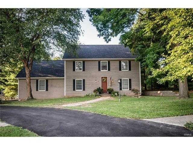 61 Signal Hill Boulevard, Belleville, IL 62223 (#17067938) :: Holden Realty Group - RE/MAX Preferred