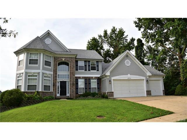 14010 Eagle Manor Court, Chesterfield, MO 63017 (#17068060) :: RE/MAX Vision