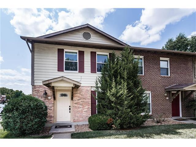 43 Park Charles A, Saint Peters, MO 63376 (#17068093) :: Holden Realty Group - RE/MAX Preferred