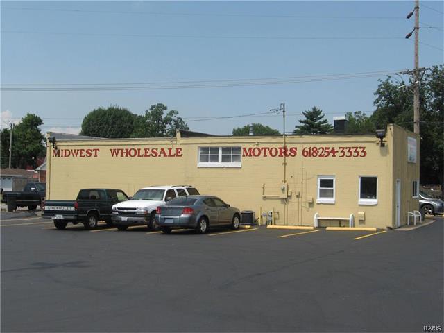 535 N 6th Street, Wood River, IL 62095 (#17068304) :: Fusion Realty, LLC