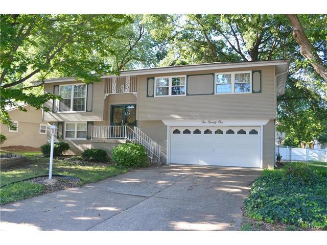 1021 Rutledge Drive, Belleville, IL 62221 (#17068374) :: Fusion Realty, LLC