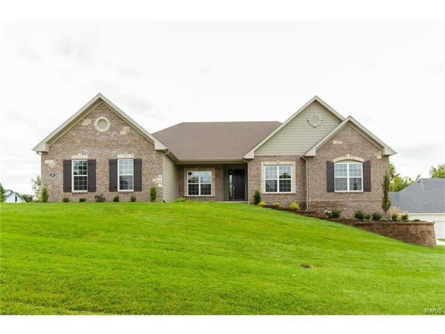 101 Ehlmann Farms Drive, Weldon Spring, MO 63304 (#17068963) :: The Kathy Helbig Group