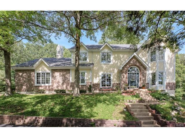 18163 Country Trails Court, Glencoe, MO 63038 (#17069567) :: The Kathy Helbig Group