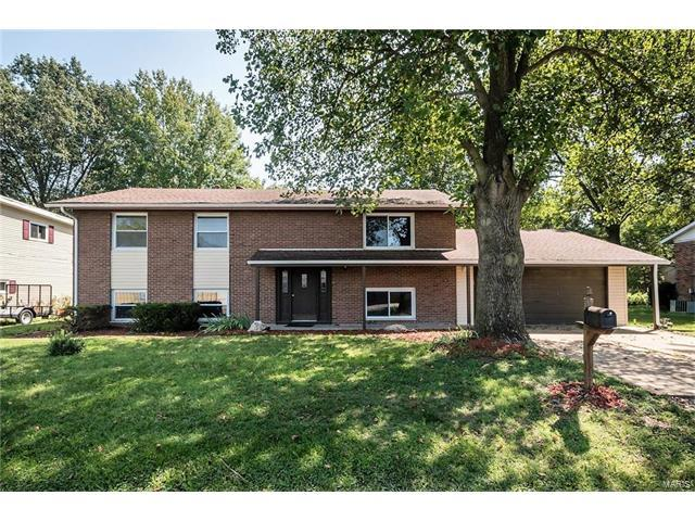 340 S 6TH Street, Mascoutah, IL 62258 (#17069911) :: Fusion Realty, LLC