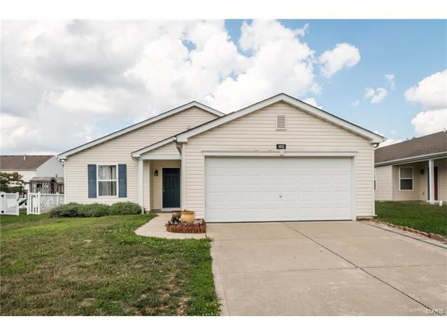 1413 Autumn Lakes Lane, Mascoutah, IL 62258 (#17070193) :: Fusion Realty, LLC