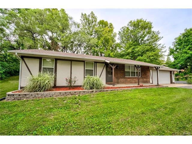 5721 State Route 162, Glen Carbon, IL 62034 (#17070736) :: Fusion Realty, LLC