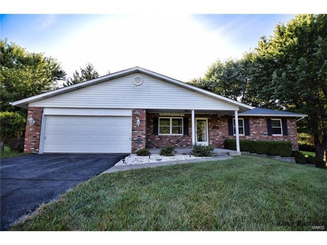 110 Meadow Lane North, Columbia, IL 62236 (#17072153) :: Fusion Realty, LLC