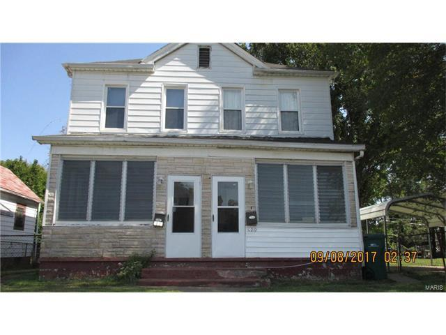 470 N 23rd Street, East St Louis, IL 62205 (#17072397) :: Fusion Realty, LLC