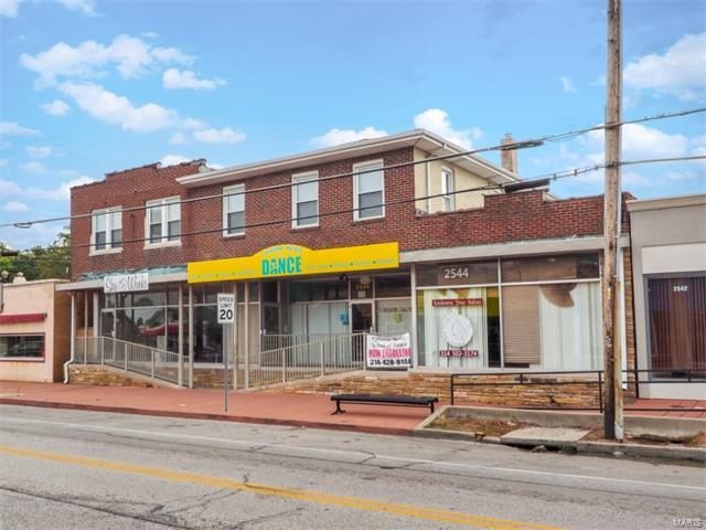 2544 Woodson Road, St Louis, MO 63114 (#17072754) :: Clarity Street Realty