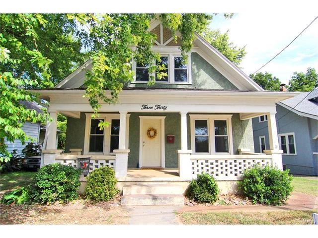 330 Greensferry, Jackson, MO 63755 (#17072985) :: Clarity Street Realty
