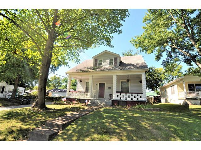 803 N Metter Avenue, Columbia, IL 62236 (#17073113) :: Fusion Realty, LLC