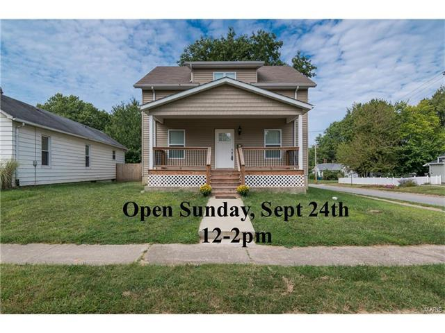 521 N Fillmore Street, Edwardsville, IL 62025 (#17073429) :: Fusion Realty, LLC