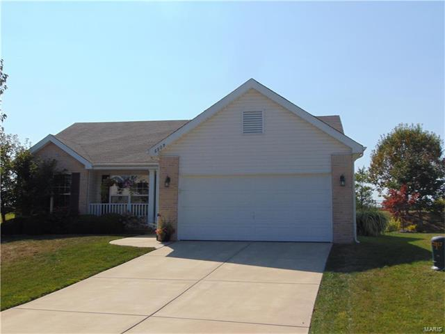6909 Lawlen Court, Fairview Heights, IL 62208 (#17073907) :: Fusion Realty, LLC