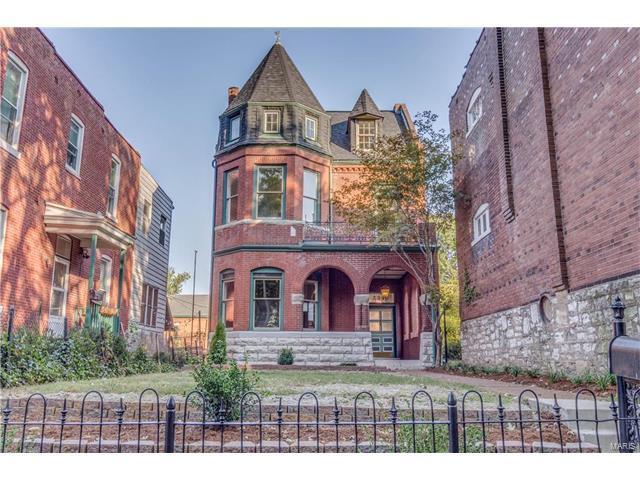 2346 S 13th Street, St Louis, MO 63104 (#17074397) :: PalmerHouse Properties LLC