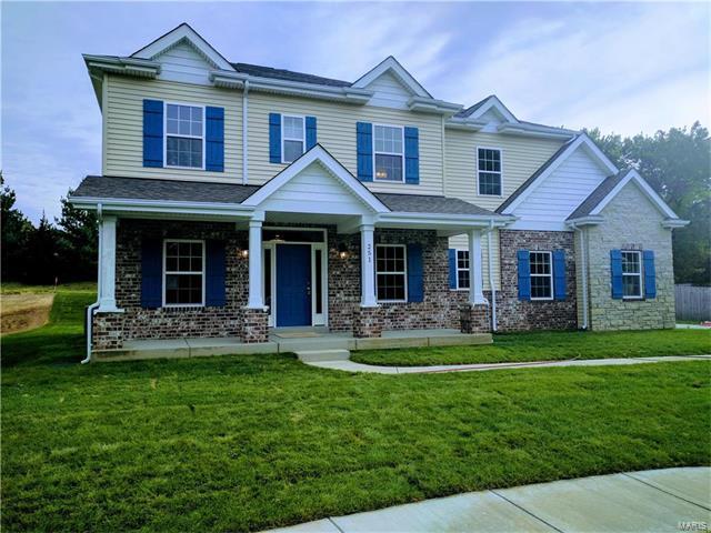 12871 Weber Hill Rd, Sunset Hills, MO 63127 (#17074474) :: The Becky O'Neill Power Home Selling Team