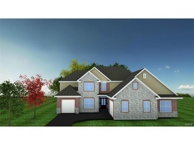 2 Bb The Carrington @ Maret, Sunset Hills, MO 63127 (#17074498) :: The Becky O'Neill Power Home Selling Team