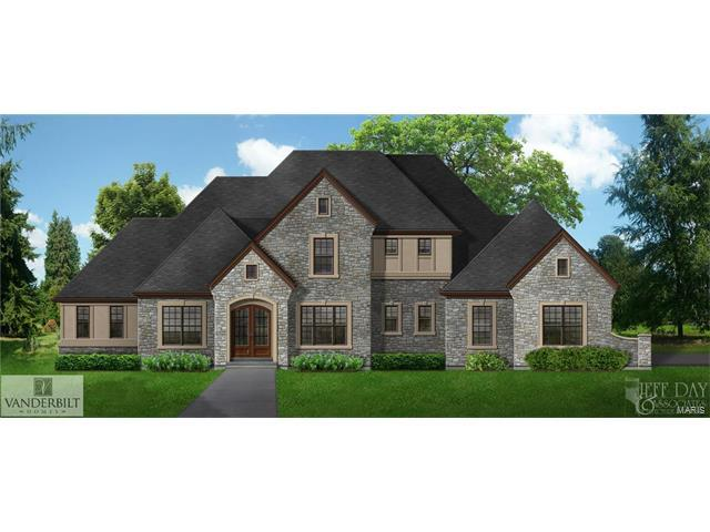 2 Bb Custom Homes @ Maret Point, Sunset Hills, MO 63127 (#17074500) :: The Becky O'Neill Power Home Selling Team