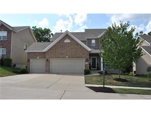 5393 Mirasol Manor, Eureka, MO 63025 (#17074673) :: Clarity Street Realty