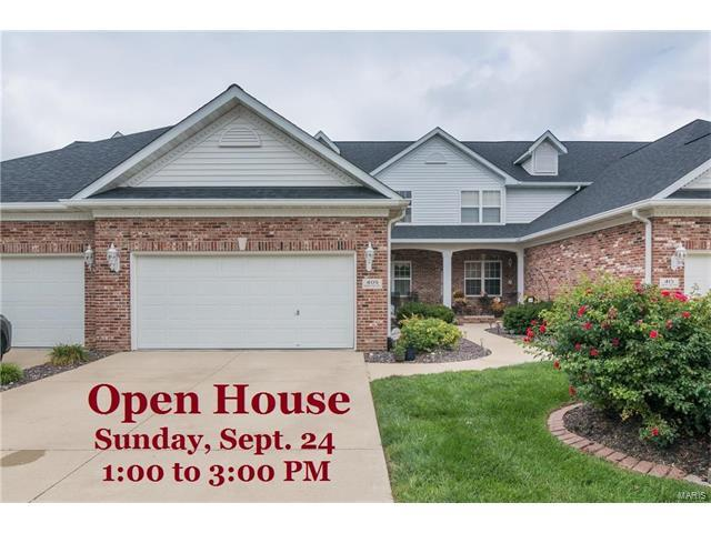 409 Country Club View Drive, Edwardsville, IL 62025 (#17074701) :: Fusion Realty, LLC