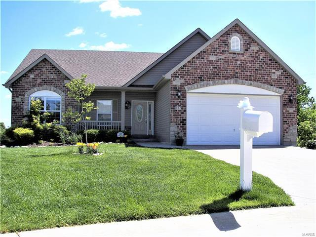 0 Remington Place -Connor I, Imperial, MO 63052 (#17074724) :: Barrett Realty Group