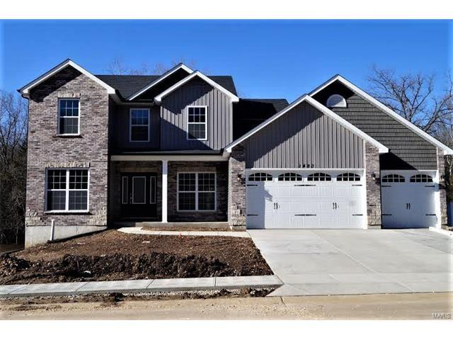 0 Remington Place -Marylyn, Imperial, MO 63052 (#17074749) :: Barrett Realty Group