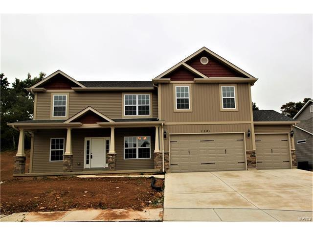 0 Remington Place -Kelsey, Imperial, MO 63052 (#17074752) :: Barrett Realty Group