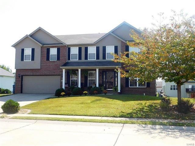 2732 Lauren Lake Drive, Shiloh, IL 62221 (#17075159) :: Fusion Realty, LLC