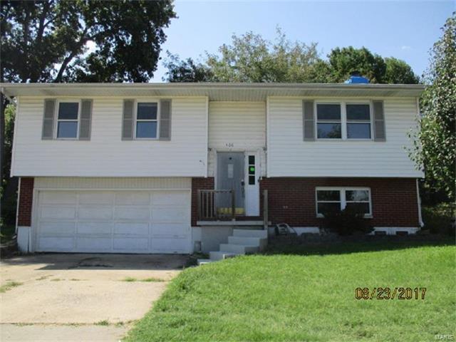 406 Riggin Road, Troy, IL 62294 (#17075200) :: Fusion Realty, LLC