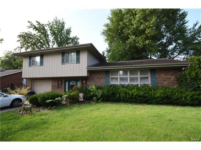 321 Rosemary, Collinsville, IL 62234 (#17075213) :: Fusion Realty, LLC