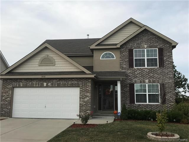 3016 Harvest Meadow, Belleville, IL 62221 (#17076501) :: Fusion Realty, LLC