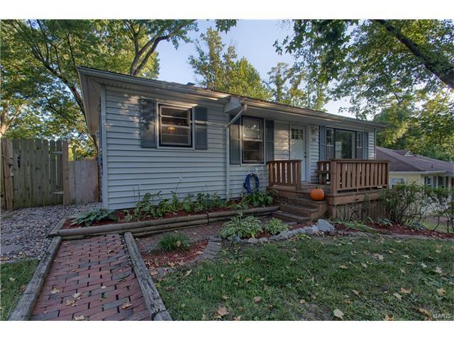 244 Lincoln, Edwardsville, IL 62025 (#17076673) :: Fusion Realty, LLC