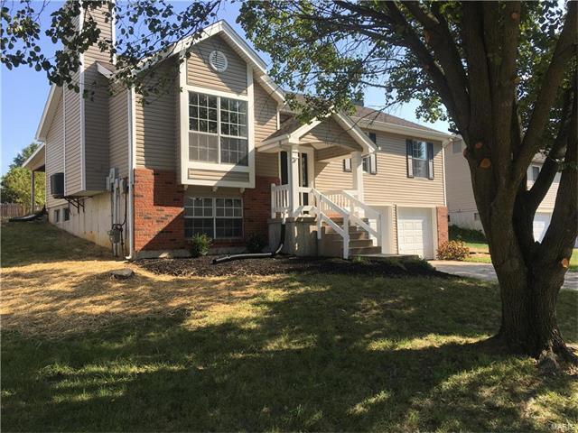 4515 Cambrook Drive, Saint Charles, MO 63304 (#17076731) :: Fusion Realty, LLC